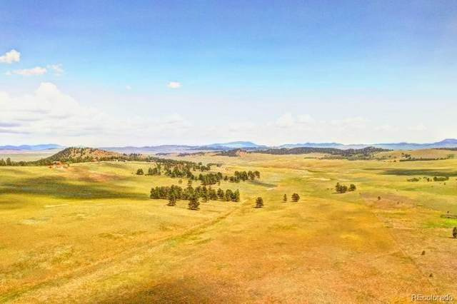 00 Ranch Road, Hartsel, CO 80449 (#3425252) :: You 1st Realty