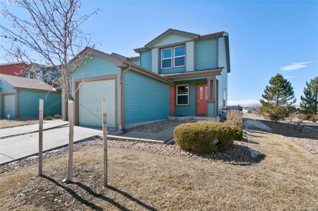 376 Montgomery Drive, Erie, CO 80516 (#3425304) :: The Heyl Group at Keller Williams