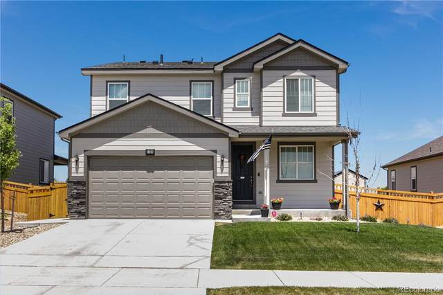 3528 Little Bell Drive, Frederick, CO 80516 (#3425886) :: The DeGrood Team