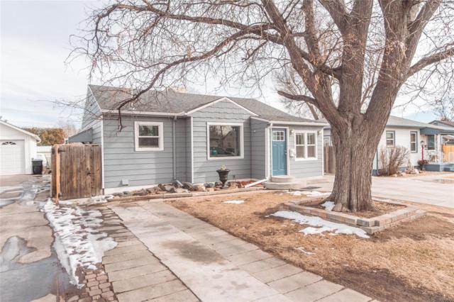 230 S Clay Street, Denver, CO 80219 (#3426682) :: Real Estate Professionals