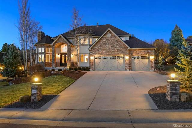 8465 Windhaven Drive, Parker, CO 80134 (#3426766) :: The Griffith Home Team