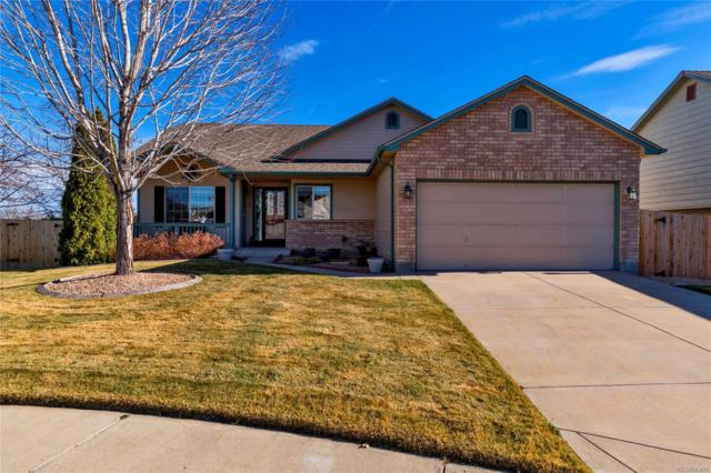 11122 W Prentice Drive, Littleton, CO 80127 (#3427242) :: The Peak Properties Group