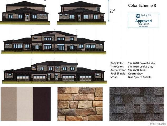 12217 Stone Timber Court, Parker, CO 80134 (MLS #3427352) :: 8z Real Estate