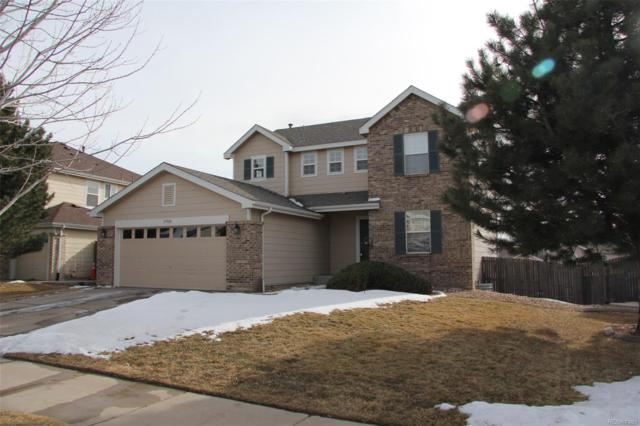 19328 E Dickenson Place, Aurora, CO 80013 (#3427478) :: The Griffith Home Team