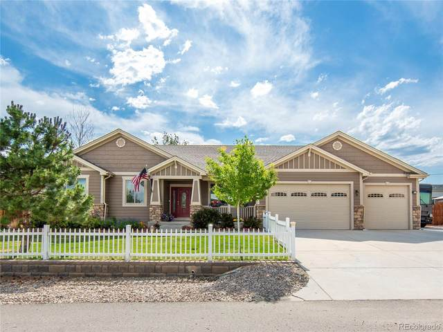 8663 S Wadsworth Court, Littleton, CO 80128 (MLS #3427669) :: 8z Real Estate