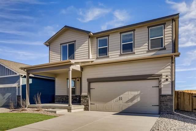 310 Maple Street, Bennett, CO 80102 (#3427829) :: iHomes Colorado