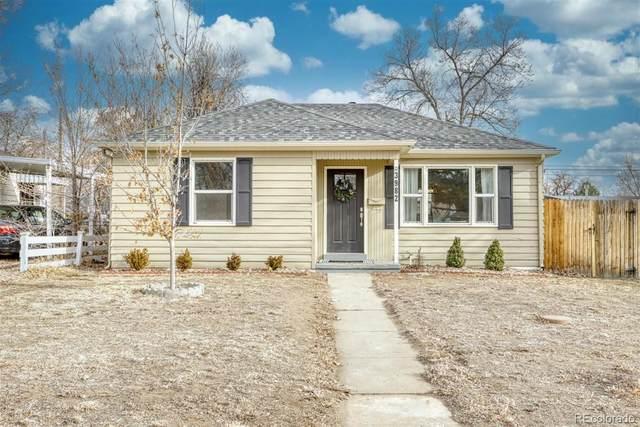 3982 S Elati Street, Englewood, CO 80110 (#3427988) :: iHomes Colorado