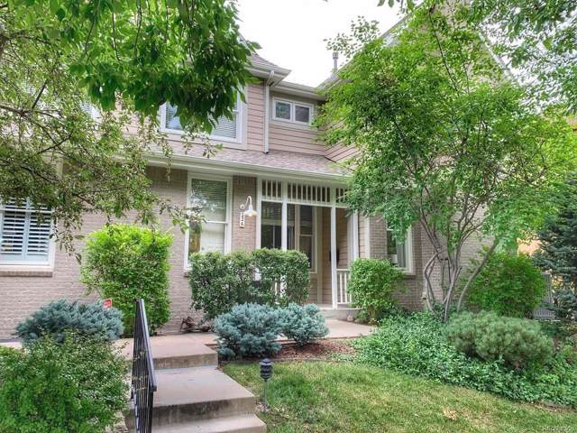 226 S Monroe Street, Denver, CO 80209 (MLS #3428241) :: The Space Agency - Northern Colorado Team