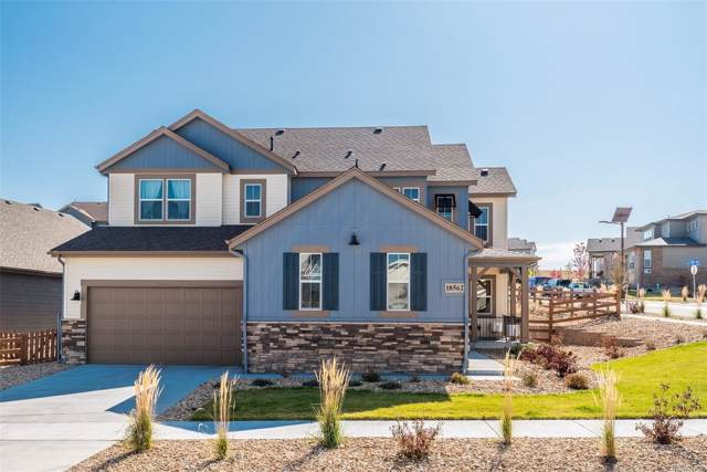 18562 W 93rd Place, Arvada, CO 80007 (MLS #3428524) :: Bliss Realty Group