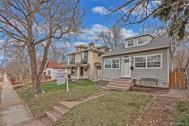 3030 S Sherman Street, Englewood, CO 80113 (MLS #3428570) :: 8z Real Estate