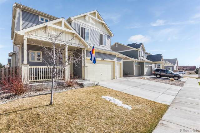 10544 Racine Street, Commerce City, CO 80022 (MLS #3428740) :: The Sam Biller Home Team