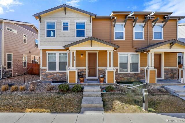 1557 S Dallas Circle, Denver, CO 80247 (#3428805) :: Realty ONE Group Five Star