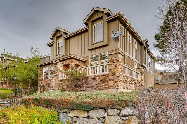 668 Sherman Street, Castle Pines, CO 80108 (#3428876) :: Wisdom Real Estate