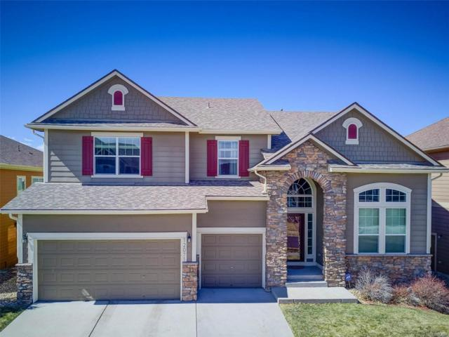 12071 Blackwell Way, Parker, CO 80138 (#3429239) :: The Peak Properties Group