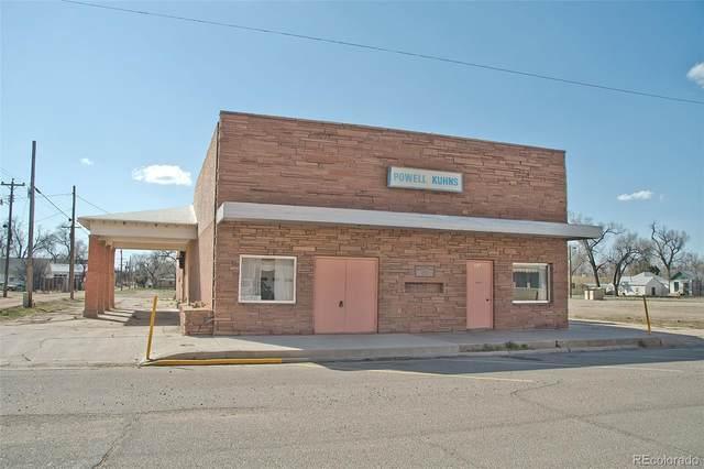529 Carson Avenue, Las Animas, CO 81054 (#3429473) :: You 1st Realty