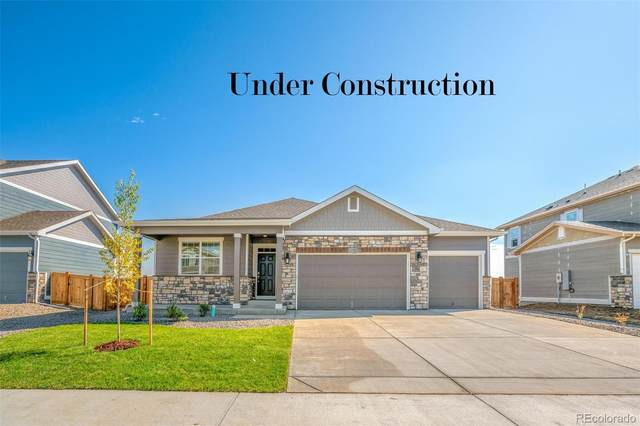 6764 Wild Grass Lane, Wellington, CO 80549 (MLS #3429511) :: 8z Real Estate