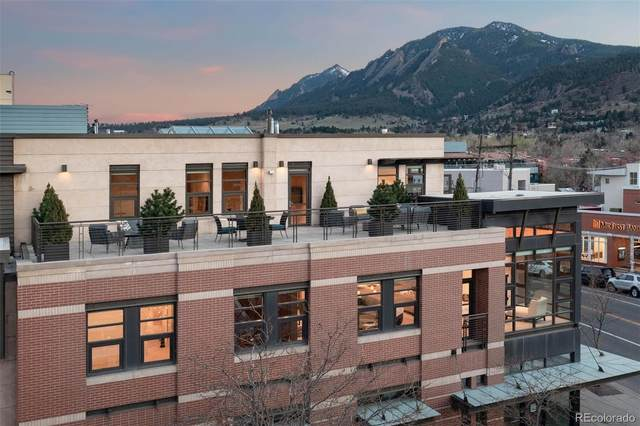 900 Pearl Street #207, Boulder, CO 80302 (#3429821) :: Venterra Real Estate LLC