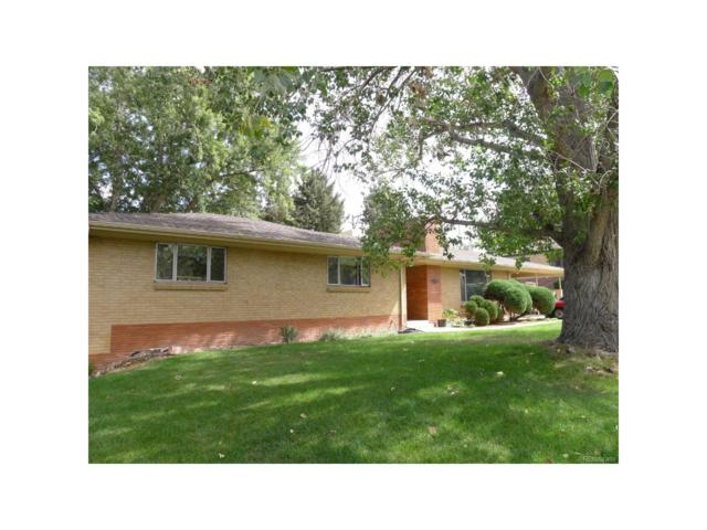3860 Brentwood Street, Wheat Ridge, CO 80033 (#3429883) :: The Pete Cook Home Group