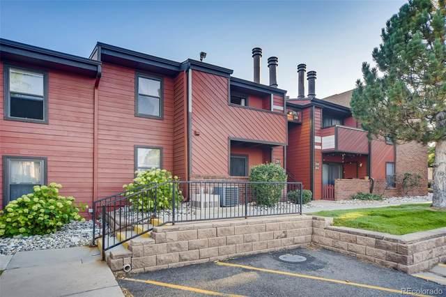 12001 E Harvard Avenue #203, Aurora, CO 80014 (#3430020) :: The HomeSmiths Team - Keller Williams