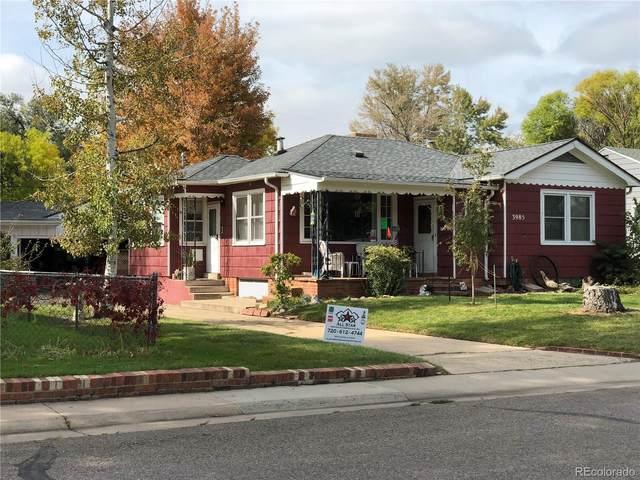 3985 S Pennsylvania Street, Englewood, CO 80113 (#3430552) :: West + Main Homes