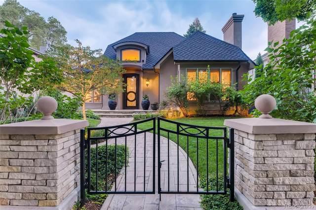 215 Monroe Street, Denver, CO 80206 (#3431095) :: Venterra Real Estate LLC
