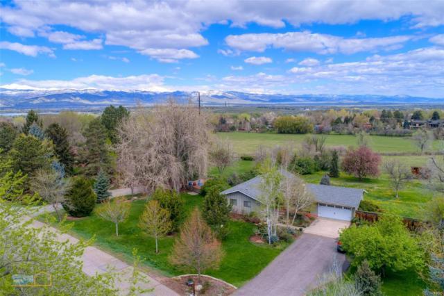 7849 Brockway Drive, Boulder, CO 80303 (MLS #3431682) :: Kittle Real Estate