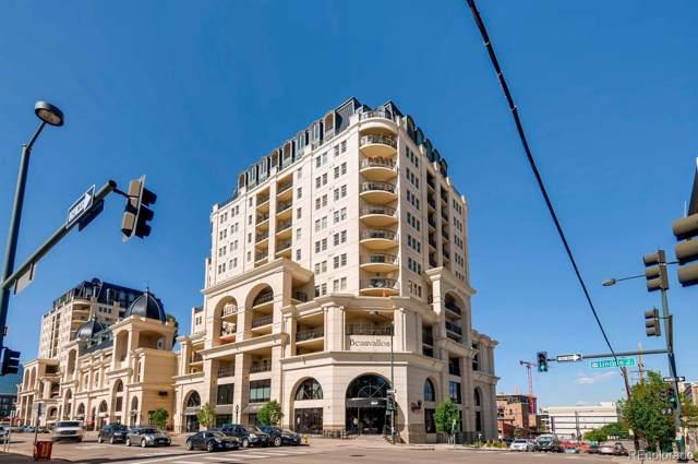 975 N Lincoln Street 11D-N, Denver, CO 80203 (#3431773) :: Briggs American Properties
