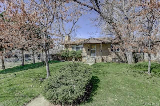 2625 S Columbine Street, Denver, CO 80210 (#3431780) :: Briggs American Properties