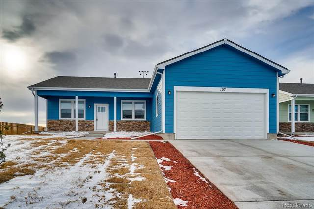 107 S 4th Avenue, Deer Trail, CO 80105 (#3431799) :: My Home Team
