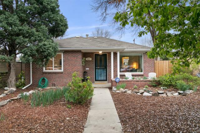 1684 Willow Street, Denver, CO 80220 (MLS #3432238) :: 8z Real Estate