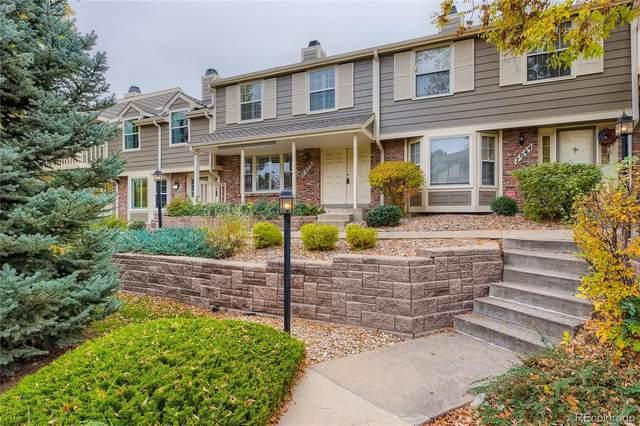 7040 E Briarwood Drive, Centennial, CO 80112 (#3432261) :: iHomes Colorado