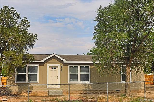 55 E Dante Place, Pueblo West, CO 81007 (MLS #3432407) :: 8z Real Estate