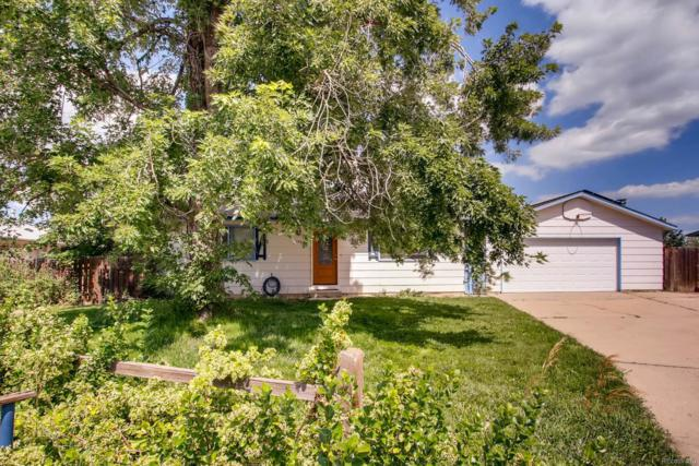 18646 W 59th Drive, Golden, CO 80403 (#3432689) :: The Griffith Home Team