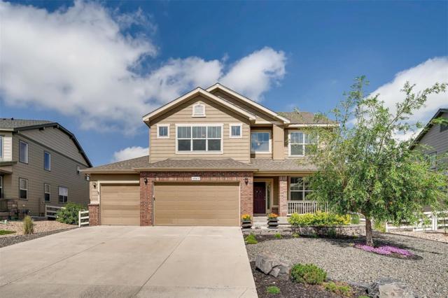 4083 Eagle Ridge Way, Castle Rock, CO 80104 (#3432803) :: The HomeSmiths Team - Keller Williams
