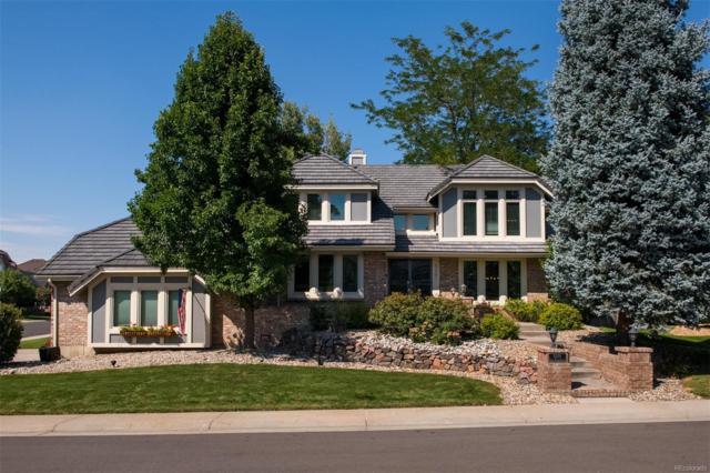 5201 E Otero Place, Centennial, CO 80122 (#3433092) :: The Peak Properties Group