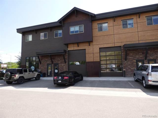 2710 Lincoln Avenue #100, Steamboat Springs, CO 80487 (#3433655) :: Kimberly Austin Properties