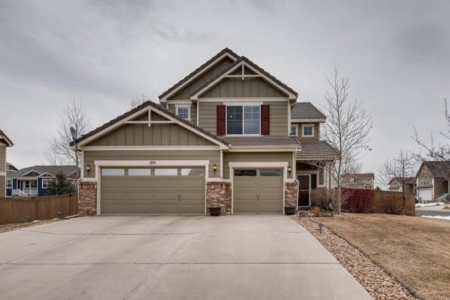 180 Ardmore Street, Castle Rock, CO 80104 (#3433786) :: Bring Home Denver with Keller Williams Downtown Realty LLC