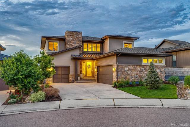 9355 Winter Sky Court, Lone Tree, CO 80124 (#3433900) :: Re/Max Structure