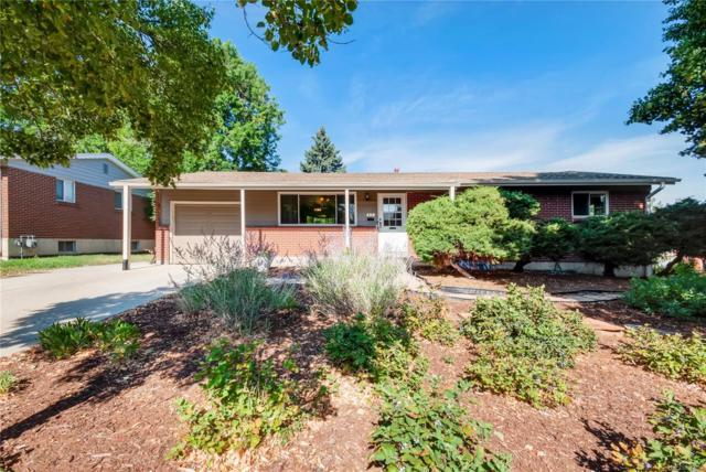 439 S Xanadu Street, Aurora, CO 80012 (#3434965) :: Bring Home Denver