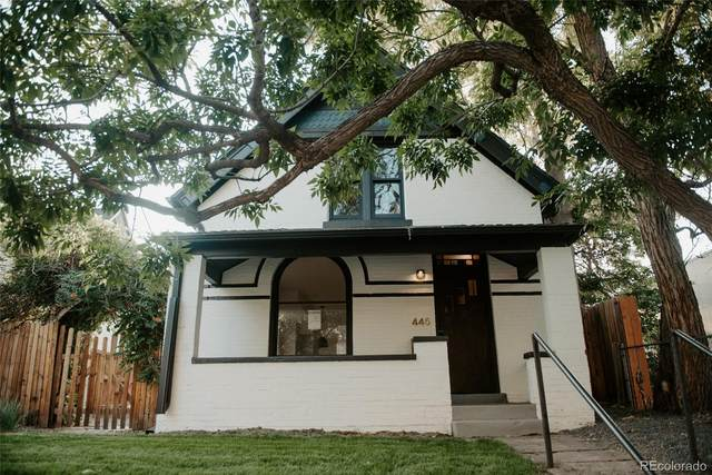 445 Bannock Street, Denver, CO 80204 (MLS #3435009) :: Stephanie Kolesar