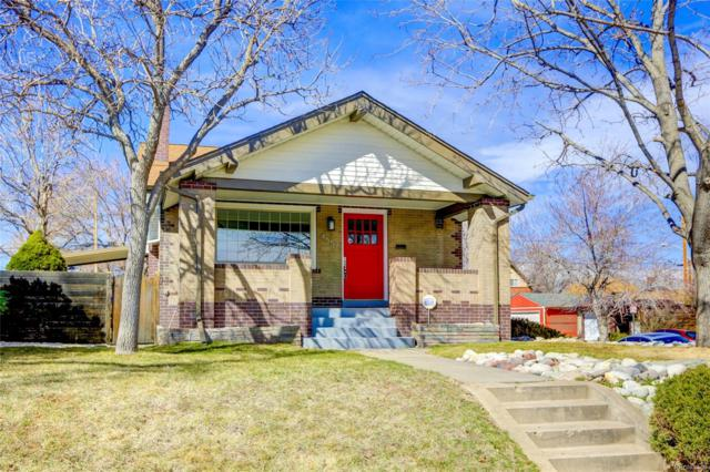 4557 Zuni Street, Denver, CO 80211 (#3435230) :: The City and Mountains Group