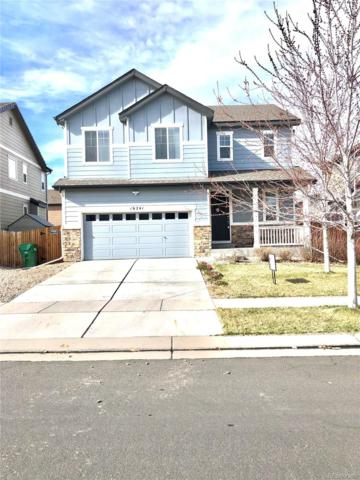 16241 E 98th Avenue, Commerce City, CO 80022 (#3436083) :: The Heyl Group at Keller Williams