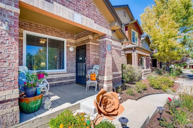 6486 Silver Mesa Drive D, Highlands Ranch, CO 80130 (#3436194) :: THE SIMPLE LIFE, Brokered by eXp Realty