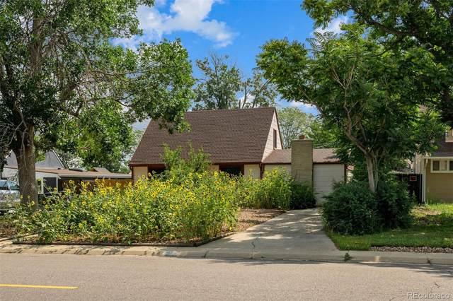 2636 S Irving Street, Denver, CO 80219 (#3436426) :: The Dixon Group