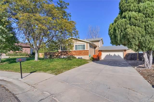 23 Hampton Court, Pueblo, CO 81001 (MLS #3436558) :: 8z Real Estate