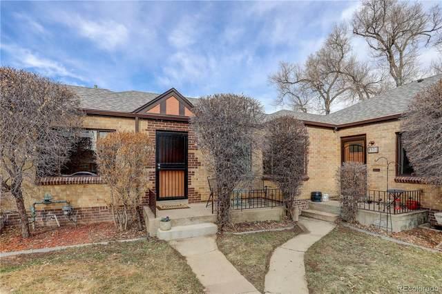 1367 Ivy Street, Denver, CO 80220 (#3437181) :: Arnie Stein Team | RE/MAX Masters Millennium