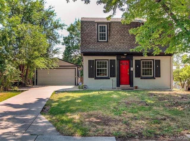 2740 Meade Street, Denver, CO 80211 (#3437359) :: Realty ONE Group Five Star