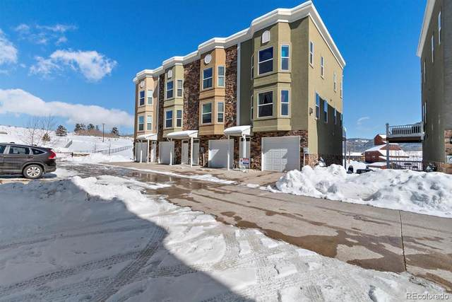 900 Vernon Drive, Central City, CO 80427 (#3437430) :: The DeGrood Team