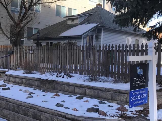 3418 S Corona Street, Englewood, CO 80113 (#3437589) :: Briggs American Properties