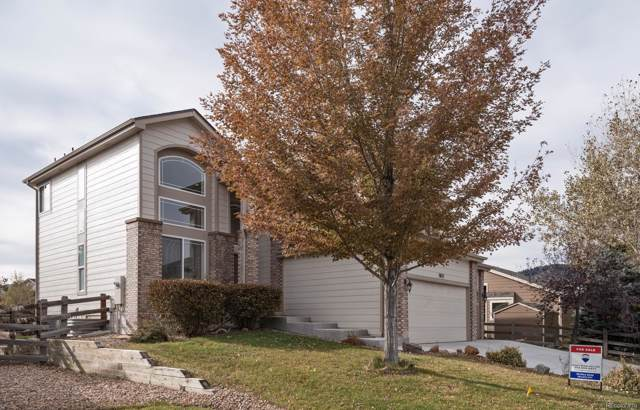 9672 S Crystal Lake Drive, Littleton, CO 80125 (MLS #3437626) :: Bliss Realty Group